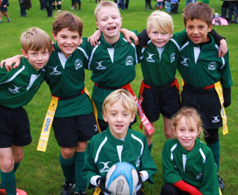 Lower Juniors Team(1)